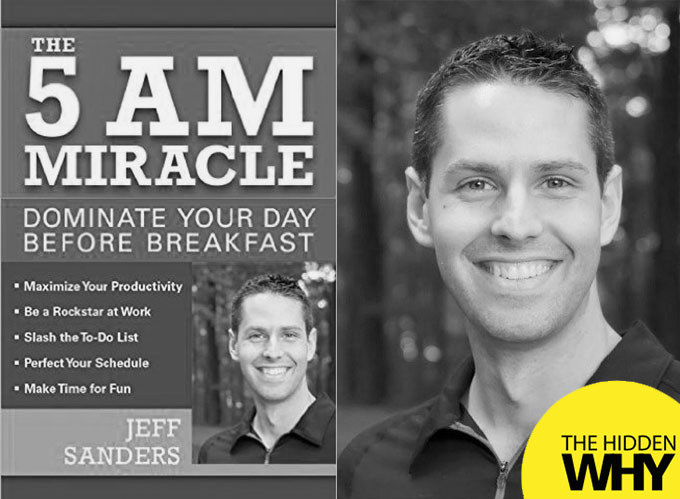 the 5 a m miracle dominate your day before breakfast