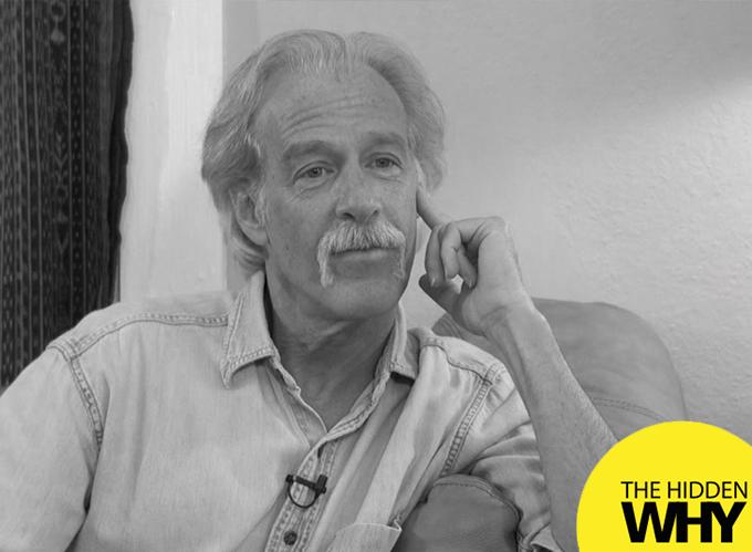 091: Gregg Levoy| Author, Speaker, Teacher, Thought Leader, Inspiration, Zombies & Vampires