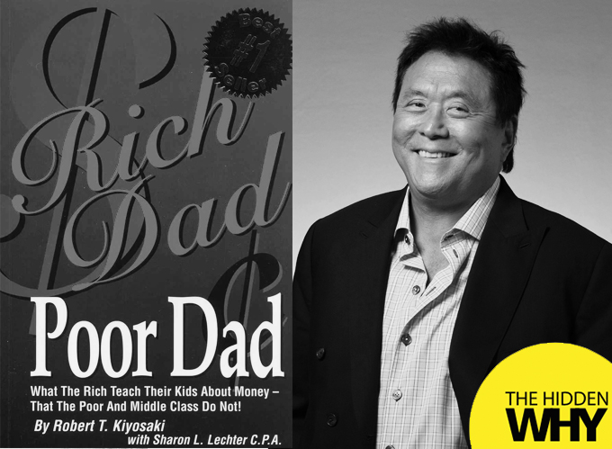 rich dad poor dad by richard Cover via amazon robert kiyosaki, author of the bestselling rich, dad, poor dad  series of financial advice books, is offering his fans yet.