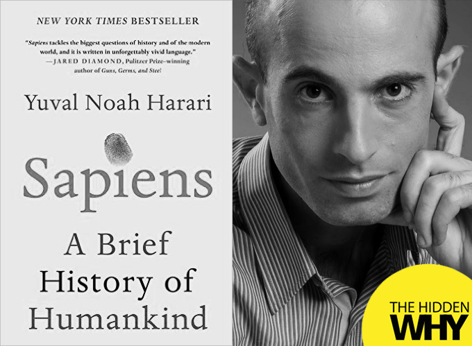 348: Book Reflections – Sapiens: A Brief History of Humankind by Yuval Noah Harari